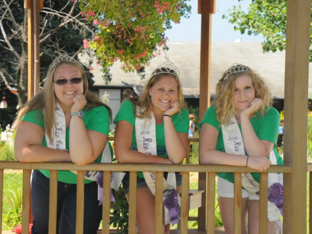 Rice County Fair Queen Winners