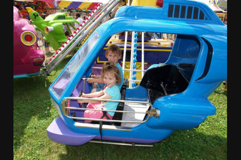 KIDS DAY AT THE FAIR